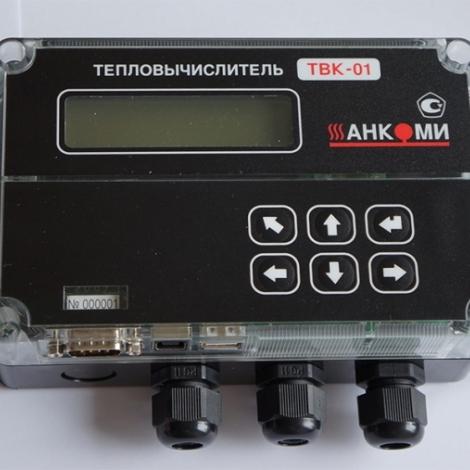 Тепловычислитель ТВК-01