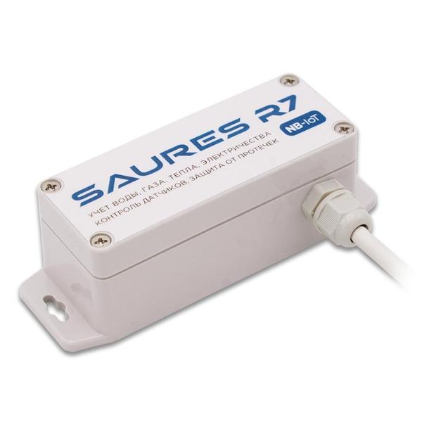 Контроллер SAURES R7, NB-IoT, 4 канала и 32 RS-485