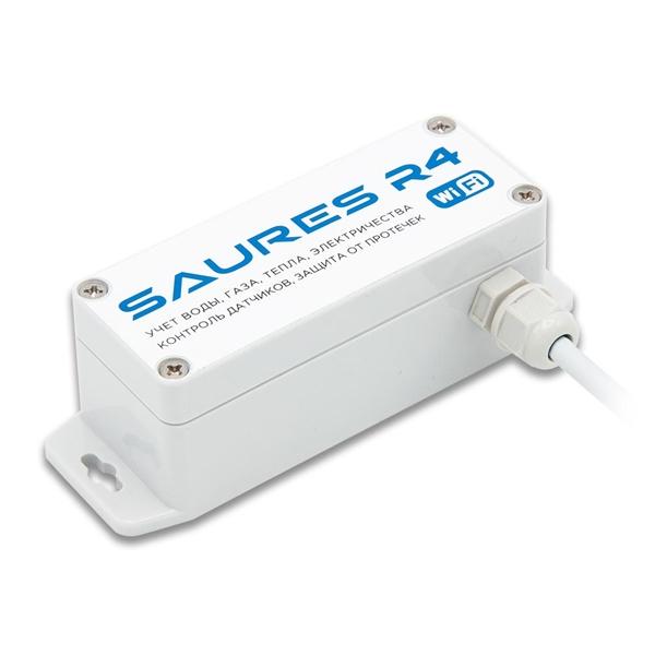 Контроллер SAURES R4, Wi-Fi, 2 канала и 8 RS-485