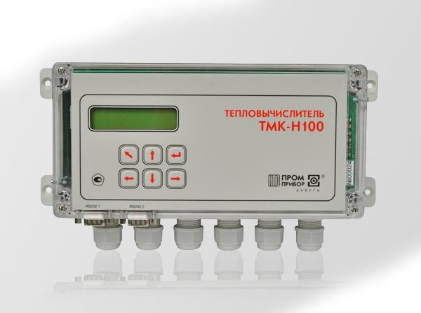 Тепловычислитель ТМК-Н100