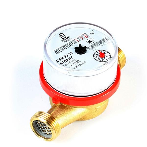 Счетчик воды ВСКМ-15